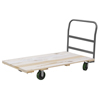 "Samsonite-trucks: Akro-Mils - 24"" x 48"" Hardwood Platform Truck with Crossbar Handle - Series 5"