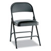 Alera Alera® Steel Folding Chair with Two-Brace Support ALE FC94VY10B