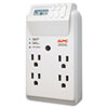 American Power Conversion: APC® Power-Saving Timer Essential SurgeArrest Surge Protector
