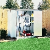 storage shed: Arrow Sheds - Garden Shed 8'x3'
