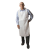Protection Apparel: Atlantis Plastics - Disposable Medium-Weight Soft Embossed Poly Aprons