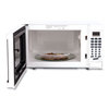 breakroom appliances: Avanti 0.7 Cubic Foot Capacity Microwave Oven