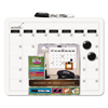 The Board Dudes The Board Dudes Magnetic Dry Erase Calendar Board BDU 12032VA4