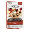 Popcorn Pretzels Nuts Almonds: Sahale Snacks - Fruit & Almond Crunchers - Cherry, Apple, + Maple
