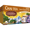 coffee & tea: Celestial Seasonings - Decaffeinated Sweet Coconut Thai Chai Tea