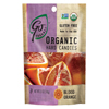 candy: Go Naturally - Organic Blood Orange Hard Candy