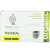 White Coffee French Vanilla Single Serve Organic Coffee BFG 55828