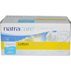 Seventh-generation-tampons: Natracare - Organic Super Tampons