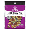organic snacks: Eden Foods - Pocket Snacks Wild Berry Mix