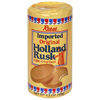 organic snacks: Reese - Holland Rusk Crackers, 3.5 oz., 6/CS