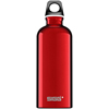 water dispensers: Sigg - Red Traveler Water Bottle