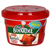quick meals: Conagra Foods - Chef Boyardee Beef Ravioli Microwave Meal