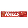 cough drops: Cadbury Adams - Halls Cherry Sticks