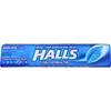 cough drops: Cadbury Adams - Halls Mentholyptus Sticks