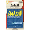 first aid medicine and pain relief: Convenience Valet - Advil Liqui-Gel Pain Reliever
