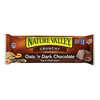 nutrition bars: General Mills - Nature Valley Oats 'n Dark Chocolate Granola Bars