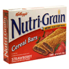 nutrition bars: Kellogg's - Nutri-Grain Bar Strawberry