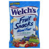 snacks: Welchs - Reduced Sugar Mixed Fruit Snacks