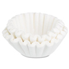 coffee filter: Rockline - Filter White Wide 12 Cup