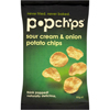 popchips: Popchips - Sour Cream & Onion Potato Chip
