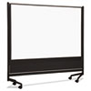 Balt Best-Rite® D.O.C. Mobile Double-Sided Marker Board Divider BLT 74902