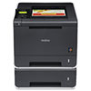 printers and multifunction office machines: Brother® HL-4570CDWT Wireless Color Laser Printer