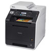 multifunction office machines: Brother® MFC-9460CDN Color Laser All-in-One Printer with Networking