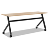 HON Multi-Purpose Table - Fixed Base HBMPT7224X.WH