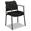 hon chairs: HON - basyx™ VL516 Stacking Guest Arm Chair