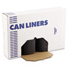 recycling and trash liners: Low Density Repro Can Liners 1.5 Mil Equiv