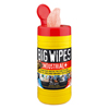 Abrasives: Big Wipes - Industrial+ 80-Count Abrasive Wipes