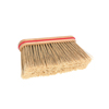 brooms and dusters: Harper - Soft Flagged Bristle Upright Broom Head - 9""