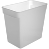 plastic containers: Carlisle - Container