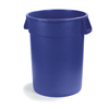 Safco-round-containers: Carlisle - Bronco™ Round Trash Cans