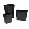 Safco-specialty-receptacles: Carlisle - Fire Resistant Wastebaskets - 13 Qt