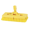 Carlisle Floor Scrub Brush with Stiff Polypropylene Bristles CFS 4043000CS
