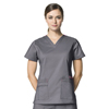 Scrubs-products: WonderWink - Verity V-Neck Top