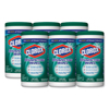 Stearns-packaging-all-purpose-cleaners: Clorox Professional - Disinfecting Wipes