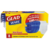 plastic containers: Clorox Professional - GladWare® Plastic Containers with Lids