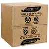 storage file boxes and moving boxes: Caremail® 100% Recycled Brown Storage/Mailing Box
