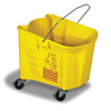 rubbermaid 30 gallon bucket: Continental - Splash Guard™ Mop Bucket
