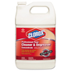 Stearns-packaging-floor-care: Clorox® Professional Floor Cleaner & Degreaser