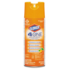 Stearns-packaging-disinfectants: Clorox® 4 in One Disinfectant Sanitizer