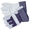 double markdown: Memphis™ Men's Split Leather Palm Gloves