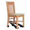 ComforTek Wood Chair w/Royal-EZ Attachment CTT 501-18-70-5056-REZ
