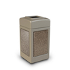 Commercial Zone Products 42-Gallon StoneTec Panel Container CZP 720315