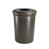 Commercial Zone Products 50-Gallon StoneTec Waste Container CZP 720918