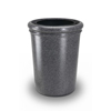 Commercial Zone Products 50-Gallon StoneTec Waste Container CZP 720919