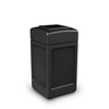 Commercial Zone Products 42-Gallon Square Waste Container CZP 732101