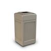 Commercial Zone Products 42-Gallon Square Waste Container CZP 732102